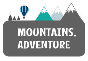 mountain-adventure-awaits  boy baby shower